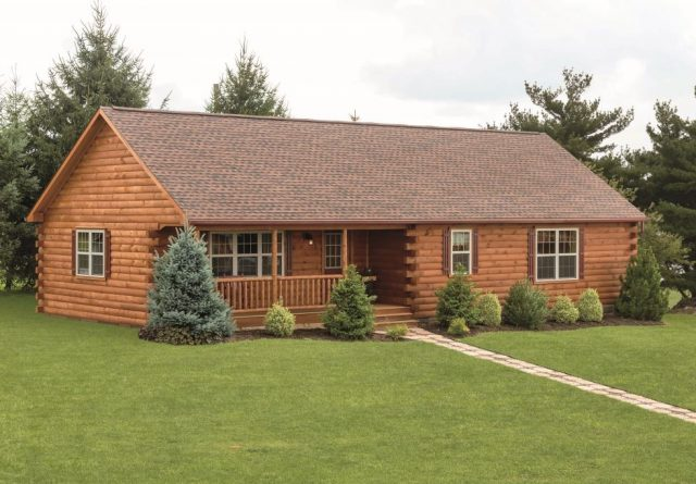Modular Log Homes Amp Tiny Cabins Manufactured In Pa