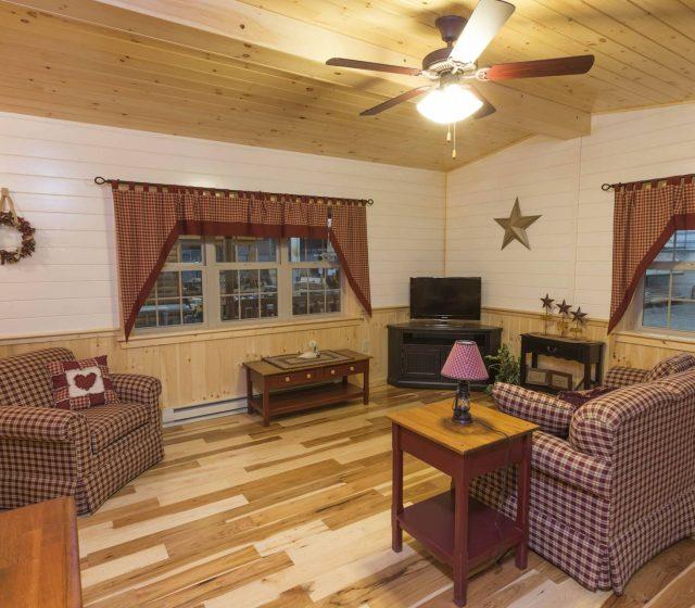 Frontier Living Room