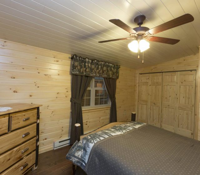 Frontier Modular Log Cabin for Sale