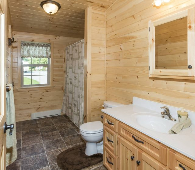 Residential Log Cabins for Sale