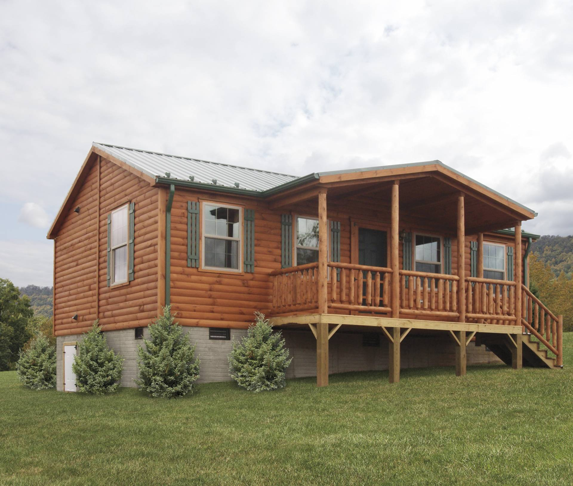 Modular log homes ct homemade ftempo for Log cabins homes