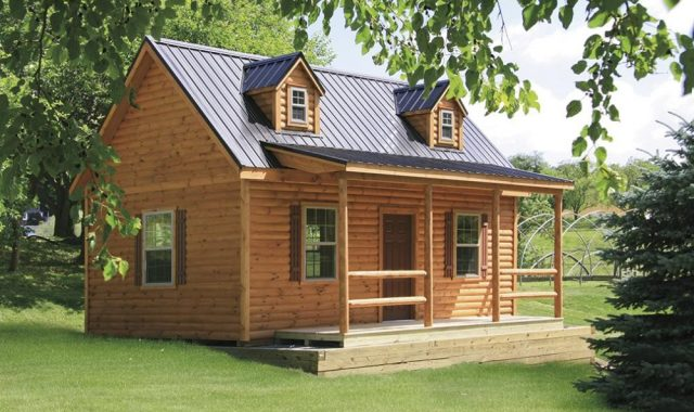 Residential log cabins homes tiny log cabins for sale Cost of building a house in pa