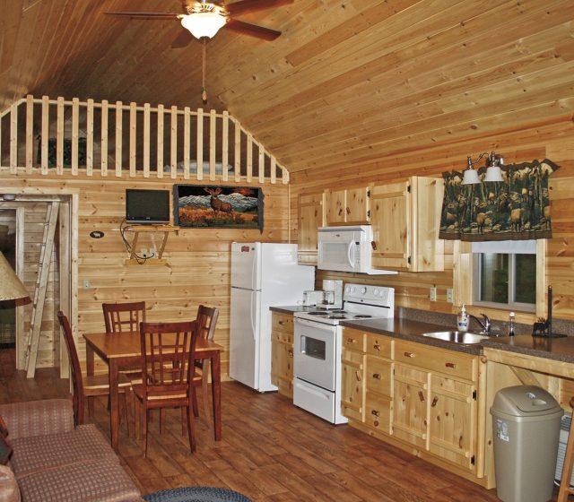 Adirondack Style Small Home