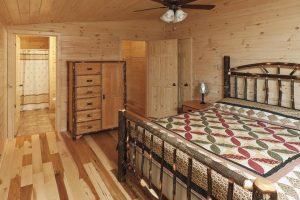 Cozy Cabins Log Home Interiors
