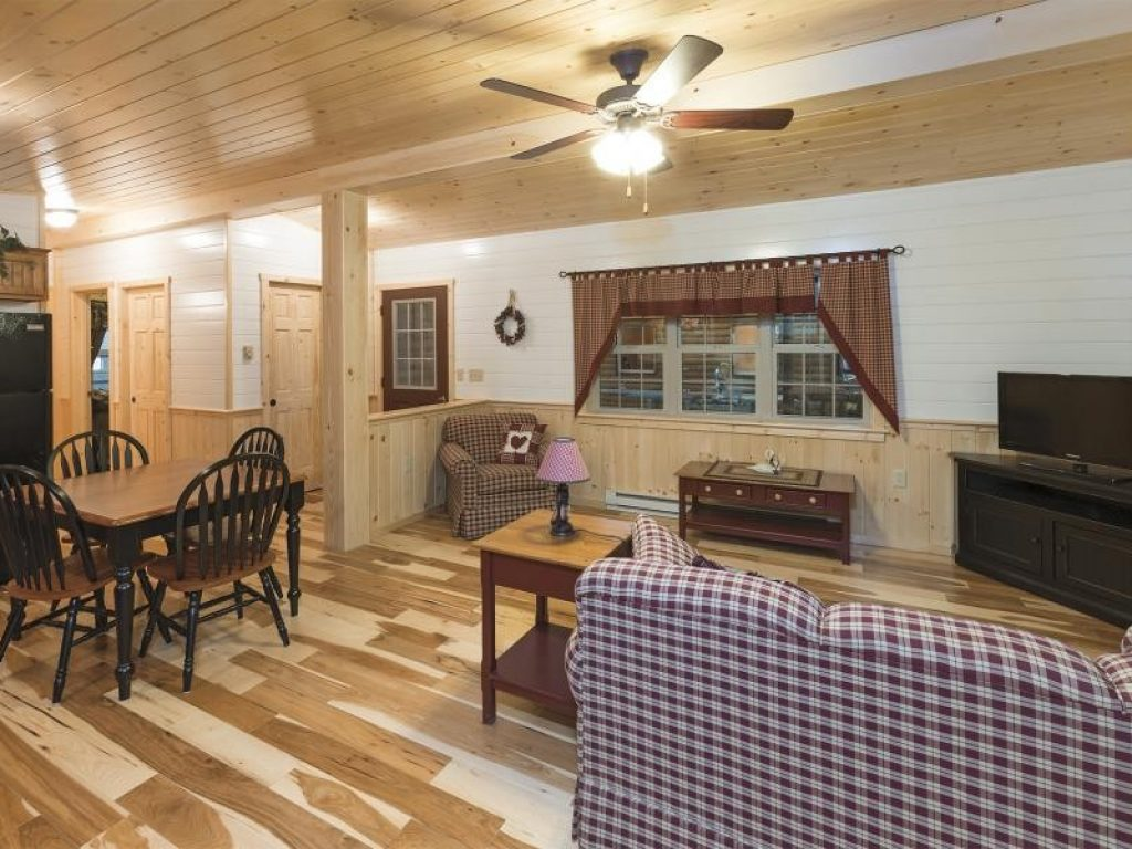 Log Cabin Interior Ideas Amp Home Floor Plans Designed In Pa