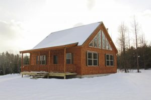 Mountaineer Cabin Design