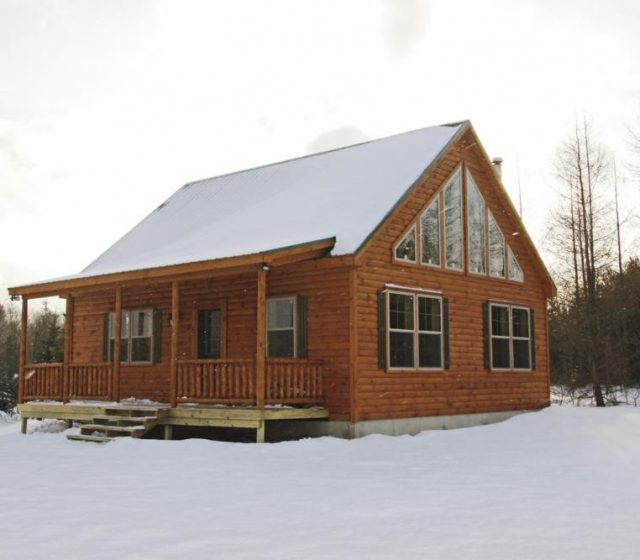 Mountaineer Cabin Design