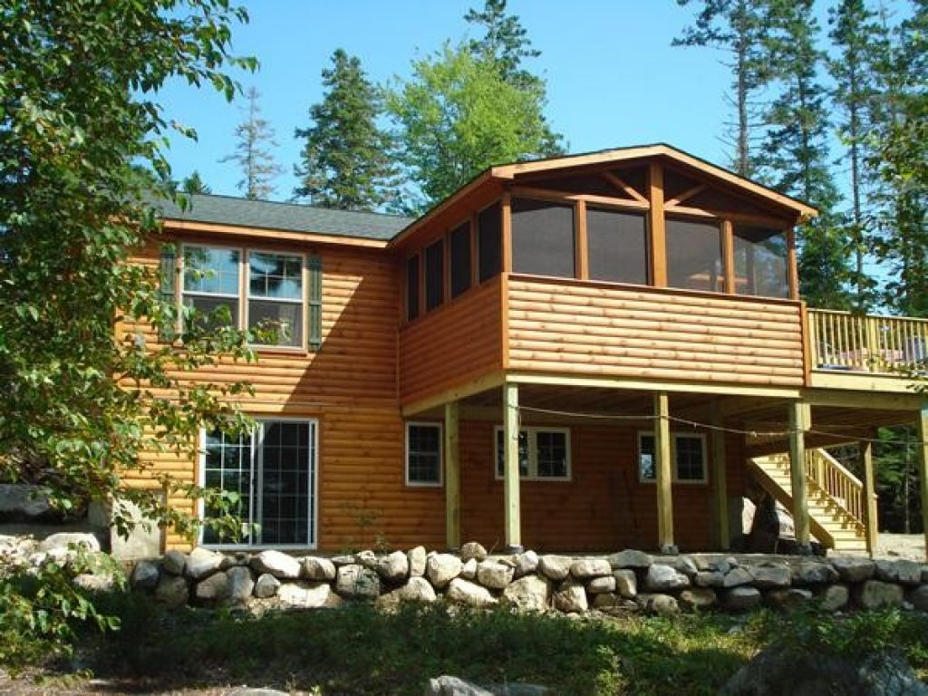 log sale in for cabins nh plans pa rent