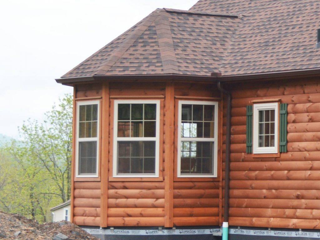 Custom Log Cabin Home Options Cozy Cabins