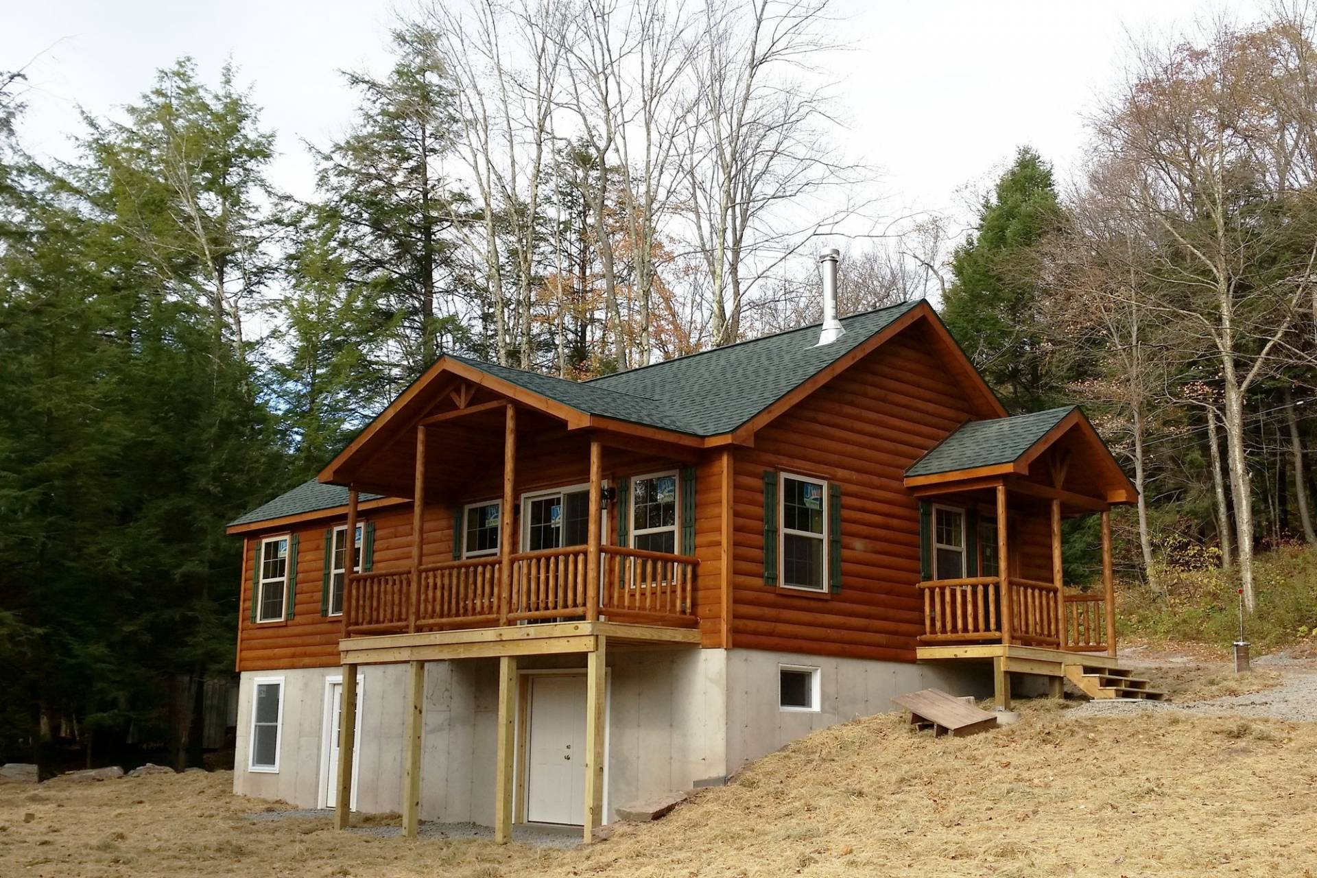 Pioneer Log Cabins Manufactured In Pa Cozy Cabins