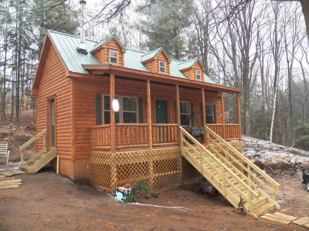 Prefab log homes image of prefab log cabin kits state the for Eco cabin kits