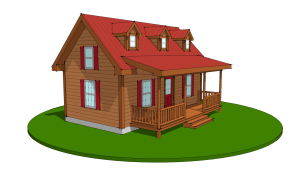 Cape Cod Log Homes for Sale