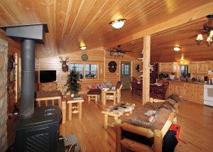 pioneer modular log homes for sale