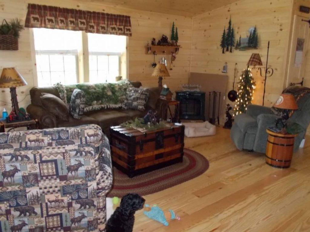 Log Cabin Floors | Log Cabin Interior Ideas Home Floor Plans Designed In Pa