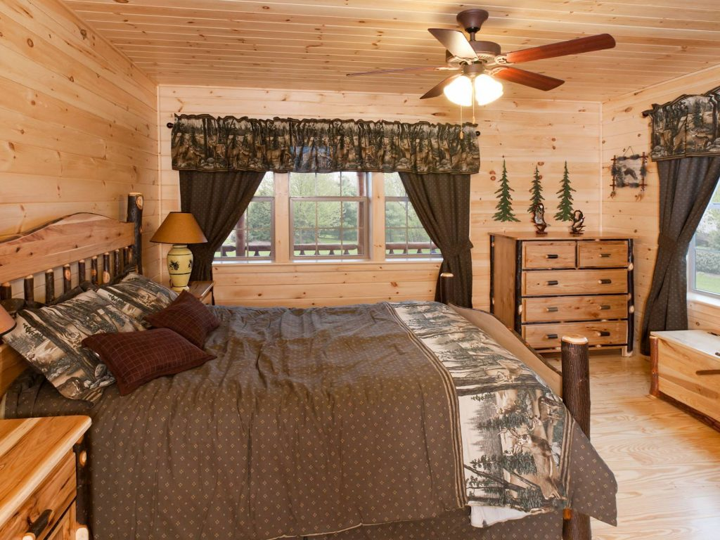 Log Cabin Interiors ~ Log cabin interior ideas home floor plans designed in pa