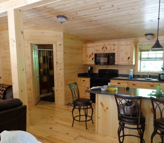 Pioneer Log Cabin for Sale