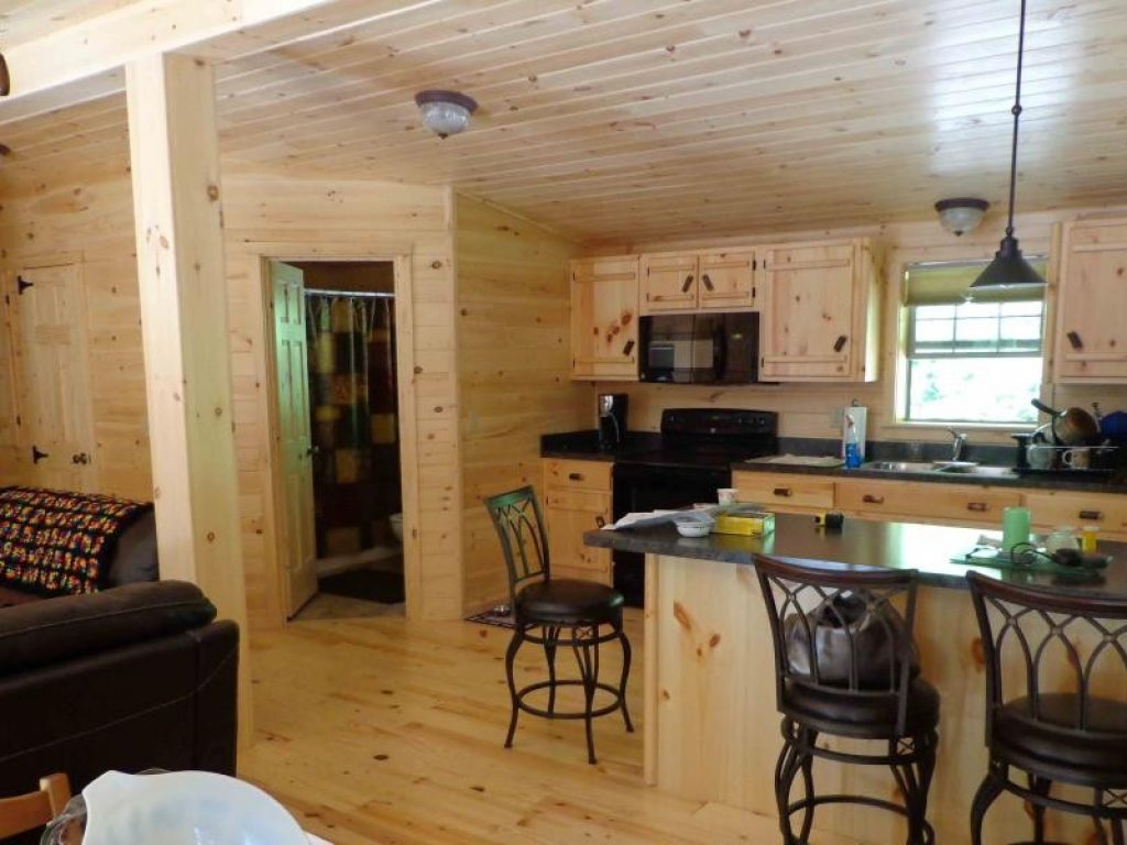 Log Cabin Interior Ideas & Home Floor Plans Designed in PA on rustic cabin kitchen ideas, craftsman style homes kitchen ideas, log cabin kitchen decorating ideas, log cabin homes kitchens & bars,