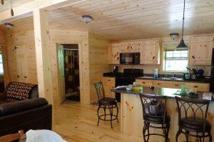 Tiny Home Kitchen Idea