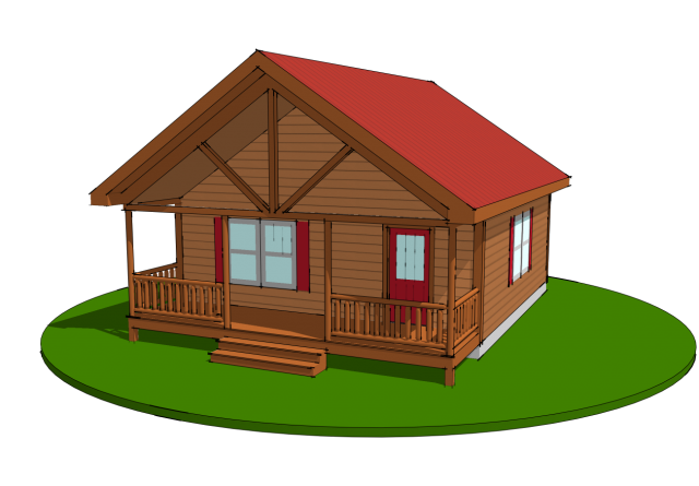 PreFab Log Cabins & Modular Homes For Sale from PA