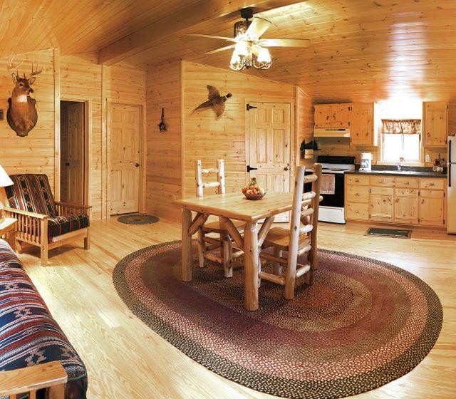 Residential Settler Cabin