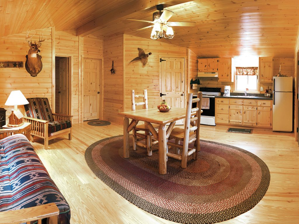 Log cabin interior ideas home floor plans designed in pa Interiors for homes