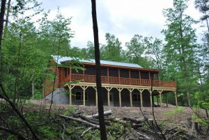 attached cabin deck builders in pa