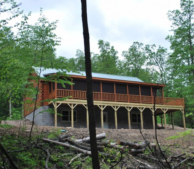 Musketeer Log Residential Home