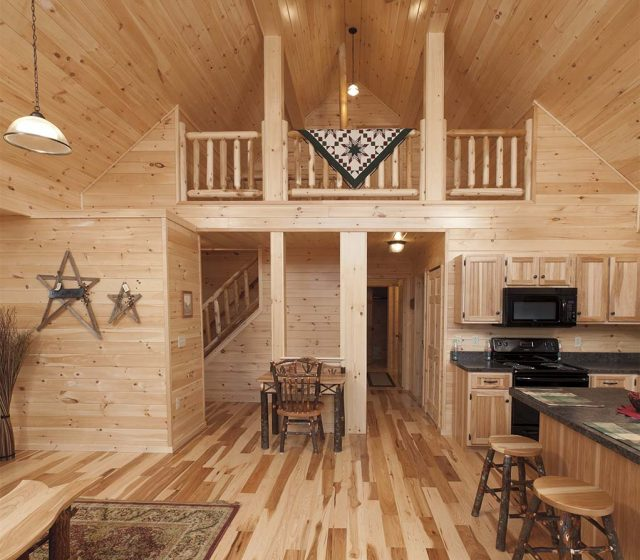 Custom Log Home Builders in Shickshinny, PA