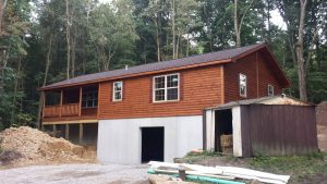 Pennsylvania Log Homes