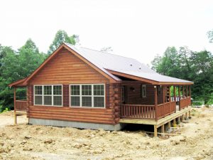 West Virginia Log Home Builders