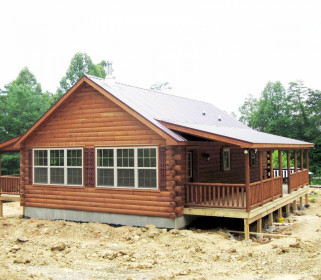 West Virginia Log Home Builders