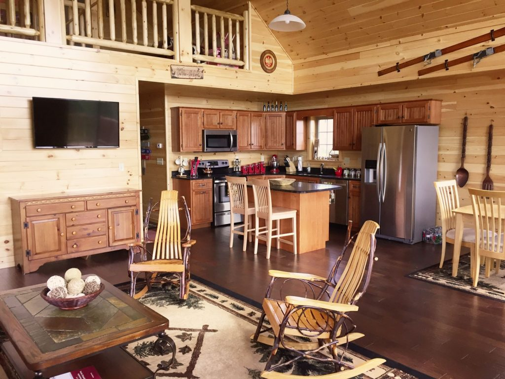 Chalet Log Home Manufactured In Pa Cozy Cabins