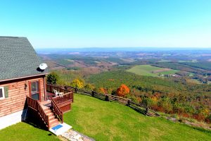 chalet log home builders in pa