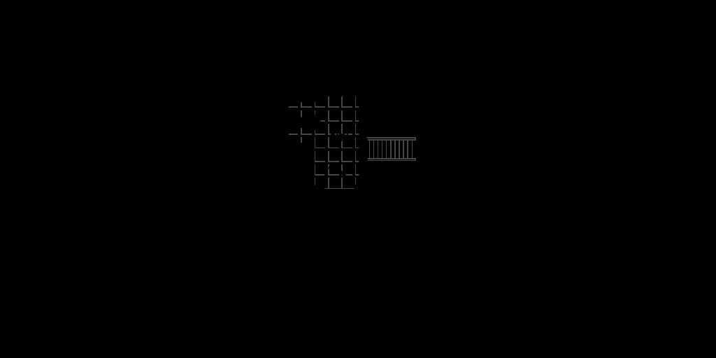 Floor Plan for the 15x32 Cap Cod Cabin