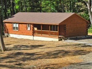 Single Story Cabin in Auburn, PA