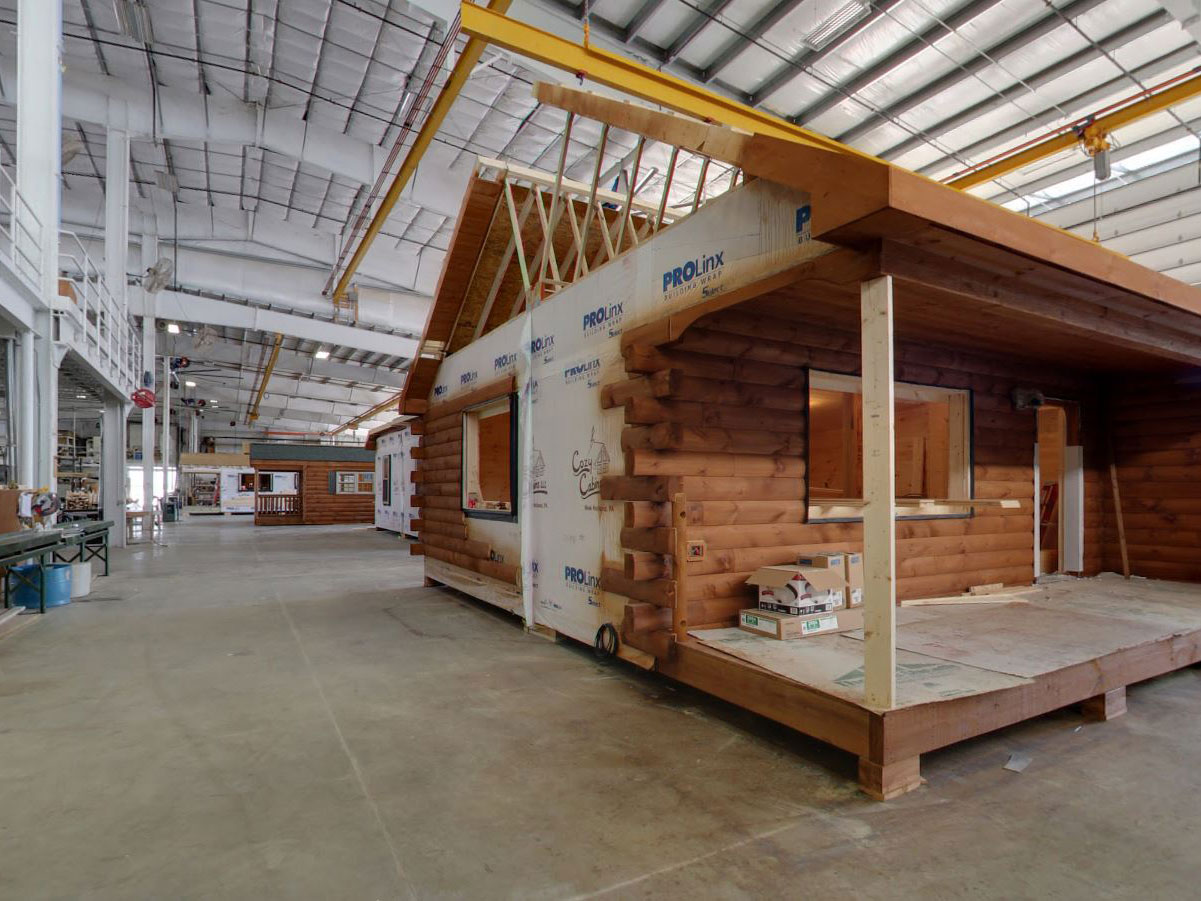 Tour our facility new holland pa cozy cabins llc for Cozy cabins pa