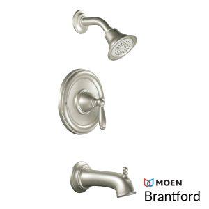brantford tub shower hardware