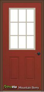 provia mountain berry door