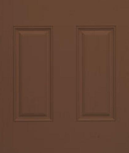 tudor brown exterior door