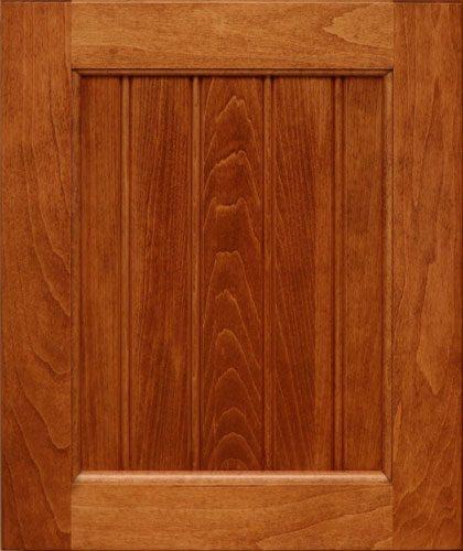 maple autumn wheat cabinet options