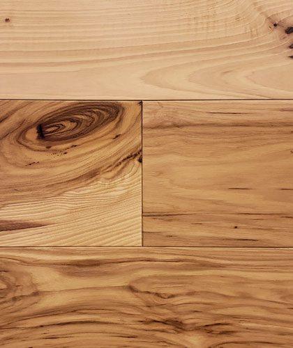 hickory natural flooring