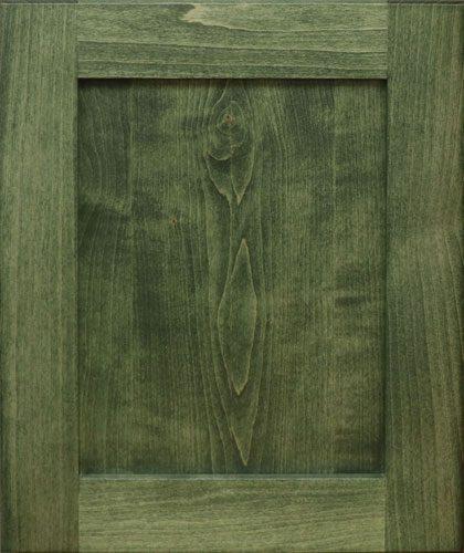 maple sweet basil cabinet options