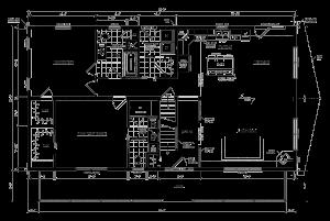 mountaineer deluxe model floor plan