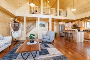 two story modular cabin builders in pa