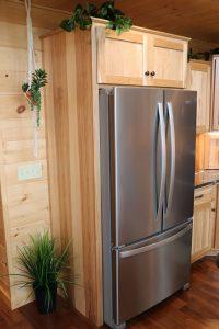 fridge enclosure