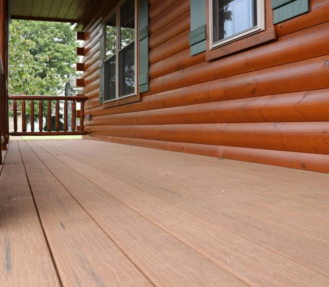 new composite deck