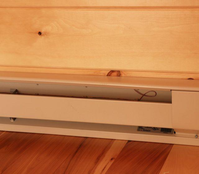 electric baseboard heat
