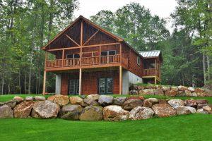 settler log cabin manufacturers in pa