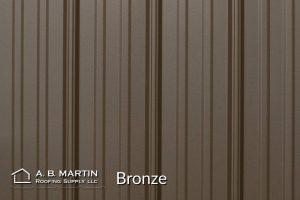 bronze texture steel panels