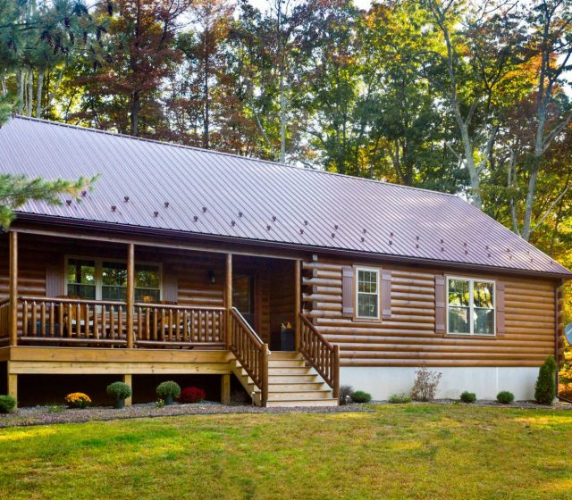 frontier cabins for sale in pa